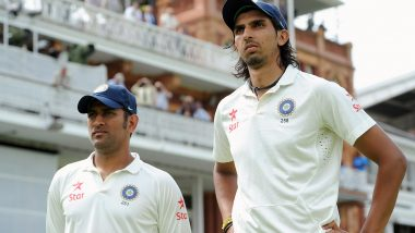'MS Dhoni and My Wife Pratima Singh Call Me Oldie', Reveals Delhi Capitals Pacer Ishant Sharma