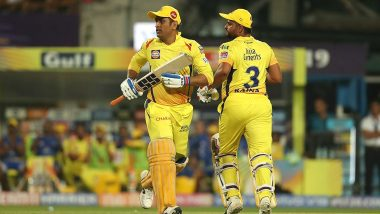 Suresh Raina Pens Down A Heartfelt Note for MS Dhoni on Friendship Day 2020, Calls CSK Captain His Mentor and Guiding Force (View Post)