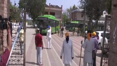 Coronavirus Lockdown: Around 210 People Stranded at a Delhi's Majnu-ka-Tila Gurudwara Being Shifted