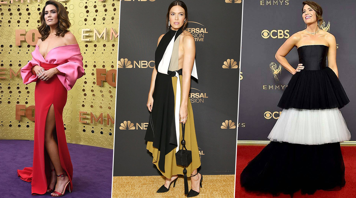 Mandy Moore Birthday: 7 Eleganza Pics of 'This Is Us' Actress That Prove She's Fashionable to the 'T' (View Pics)