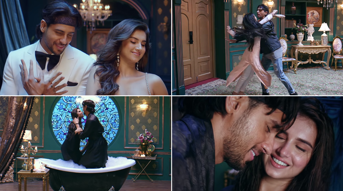 Masakali 2.0 Teaser Out: Sidharth Malhotra and Tara Sutaria Tease Fans With Their Spiced-Up, Sensuous Moves (Watch Video)
