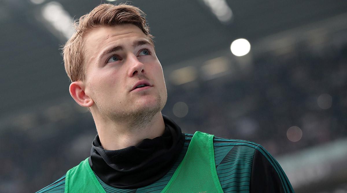 Matthijs de Ligt Transfer Updates: Manchester United Renew Interest in Dutch Defender