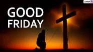 Good Friday 2020 HD Images With Quotes: WhatsApp Messages, SMS And GIF Greetings to Send on the Day Commemorating Jesus' Crucifixion