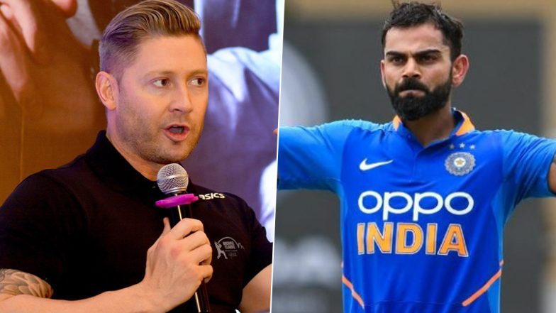 Michael Clarke Picks Virat Kohli As the Best Batsman Across All Three Formats