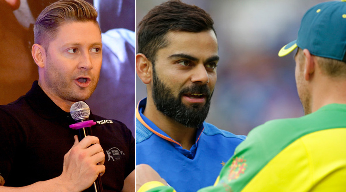 Michael Clarke Says Australian Cricketers Were 'Scared' to Sledge Virat Kohli to Protect Their IPL Contracts