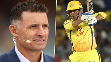 MS Dhoni Should 'Ideally' Bat at No. 4 in IPL 2020, Says CSK Batting Coach Michael Hussey