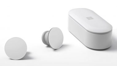 Microsoft Surface Earbuds Reportedly to Go on Sale in Europe From May 6