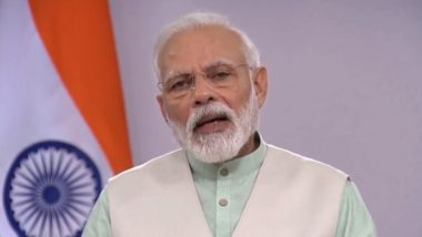 PM Narendra Modi Hints at Extending Coronavirus Lockdown; 'Not Possible to Lift Lockdown on April 14,' Prime Minister Says at All-Party Meet