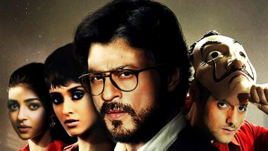 Money Heist: From Shah Rukh Khan to Tara Sutaria, Actors We Want To See As The Cast If The Netflix Show Gets Remade in Bollywood