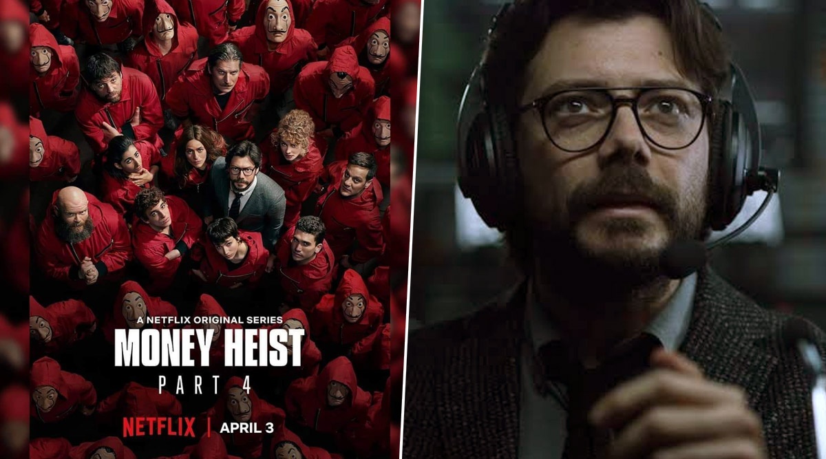 Money Heist 4 Just Dropped on Netflix and Internet Is Going Crazy!