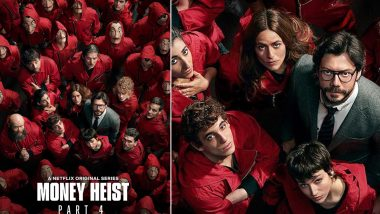 Money Heist: Did Netflix Say 'Bella Ciao' To The Spanish Series? Fans Panic as They Can't Find It On The Streaming Platform
