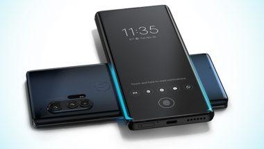 Motorola Edge+ & Motorola Edge 5G Smartphones to Be Launched in India Soon