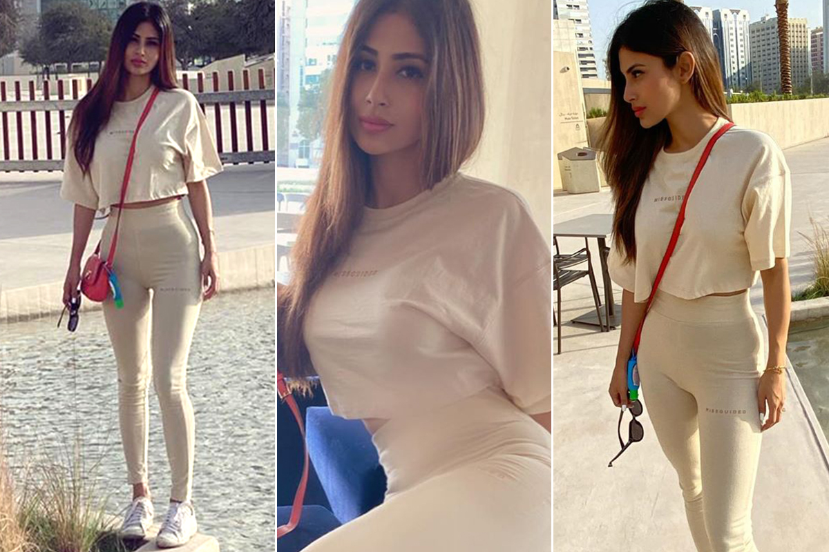 Mouni Roy in Misguided