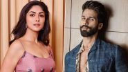 Jersey Actress Mrunal Thakur Is All Praises For Shahid Kapoor!