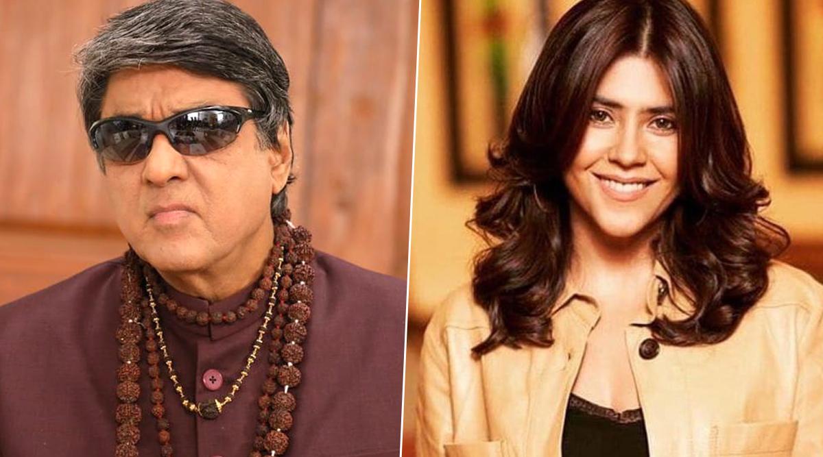 Mukesh Khanna Hates Ekta Kapoor's 2008 Show Kahaani Hamaaray Mahaabhaarat Ki and The Reason is a Tattoo!