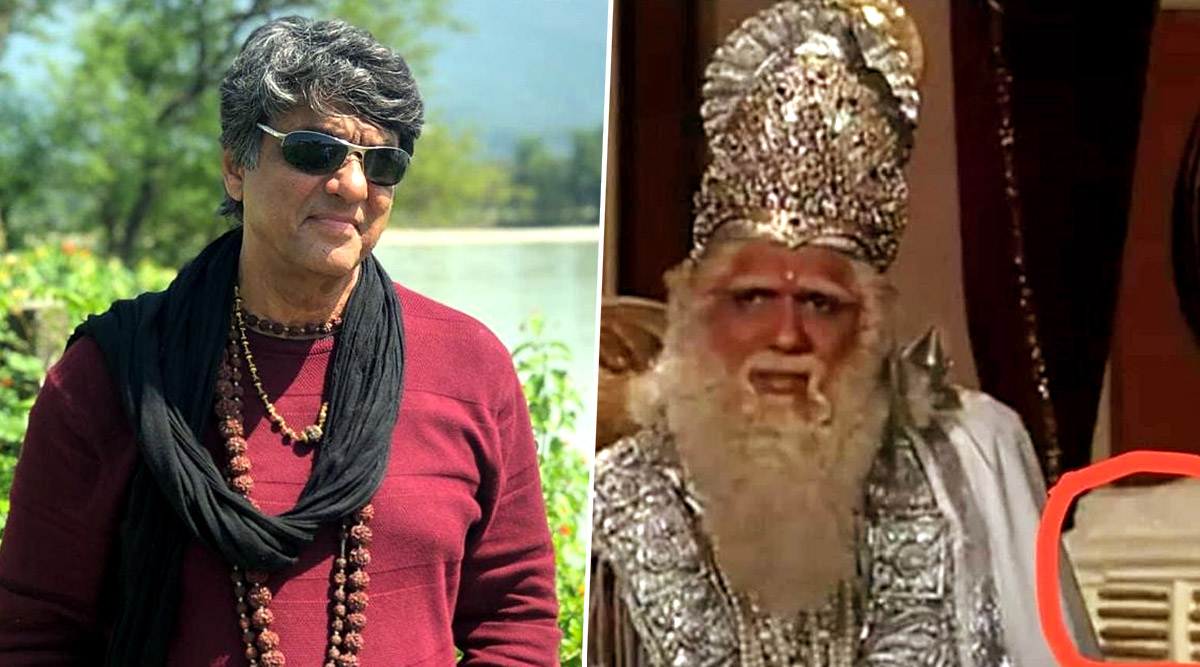 Mahabharat Mukesh Khanna Doesn T Believe Air Cooler Accidentally Made It To Br Chopra S Show And He S Right Here S The Truth Of The Viral Pic View Tweet Latestly