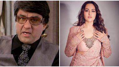 Mukesh Khanna Clarifies 'My Comment on Sonakshi Sinha Was Blown Out Of Proportion, My Intention Was Not to Target Her'