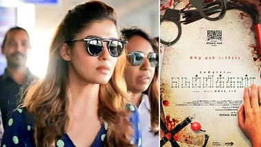 Nayanthara and Ajmal Ameer's Vignesh Shivan-Produced Movie Netrikann To Have An Independence Day 2020 Release (Details Inside)