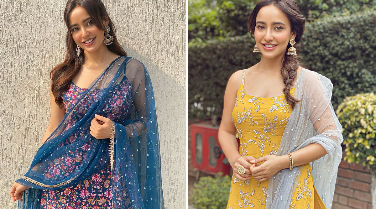 Neha Sharma and Her Desi Glam Is All That You Need Today for Those Midweek Blues!