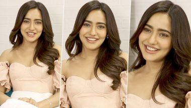 Neha Sharma Is Delightfully Peachy Pink and Her Chic Ensemble Is a Steal!