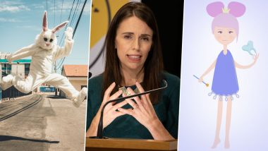New Zealand PM Jacinda Ardern Declares Easter Bunny and Tooth Fairy As Essential Workers During Coronavirus Outbreak, Tells Children To Be Not Disappointed This Year (Watch Video)