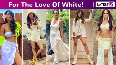 Nia Sharma, the Sensational Muse for Those Sublime Summer Whites - View Pics