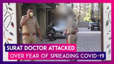Surat Doctor Attacked, Verbally Abused By Neighbours Over Fear Of Spreading Coronavirus