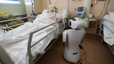Robots To Deliver Medicines and Essential Services to COVID-19 Patients at Assam Hospital
