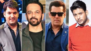 Kapil Sharma, Salman Khan, Sidharth Shukla Make it to Top 5 Non-Fiction Personalities List (View Tweet)