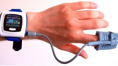 Monitoring Respiration Rate And Blood Oxygen Saturation at Home Can Cut COVID-19 Death Risk: Study