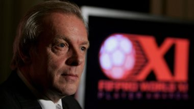 Professional Footballers Association Head Gordon Taylor Donates 500,000 Pounds to Players' National Health Service Fund