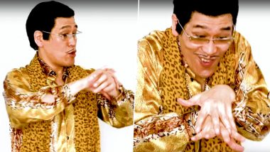 Remember Pen-Pineapple-Apple-Pen Song? Japanese Artist Pikotaro Returns With PPAP Hand Washing Song Amid Coronavirus Pandemic (Watch Viral Video)