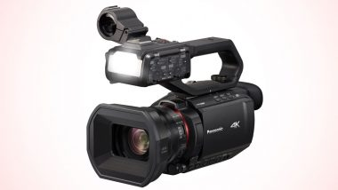 Panasonic CX 4K Professional Camcorders Launched in India