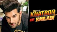 Paras Chhabra Confirms Being Offered the Next Season of Rohit Shetty's Stunt Based Reality Show, Khatron Ke Khiladi 11 (Deets Inside)