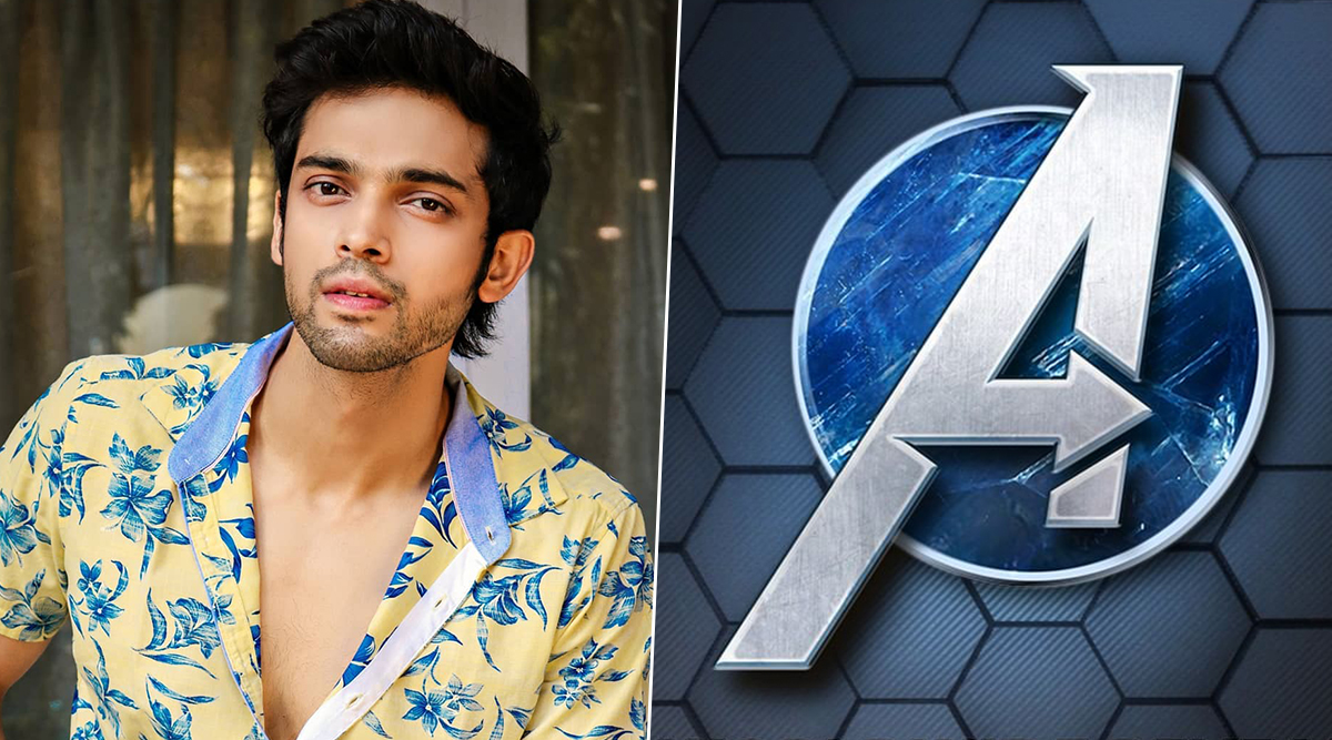 Parth Samthaan Wants to Get Into  the Shoes of This Avenger and It's Pretty Obvious!