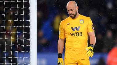 Pepe Reina Recalls Coronavirus Ordeal: '25 Minutes Without Oxygen Were Worst Moments of Life', Says Aston Villa Goalkeeper on Battling COVID-19