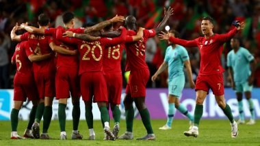 Croatia vs Portugal Live Streaming Online, UEFA Nations League 2020–21: Get Match Free Telecast Time in IST and TV Channels to Watch in India