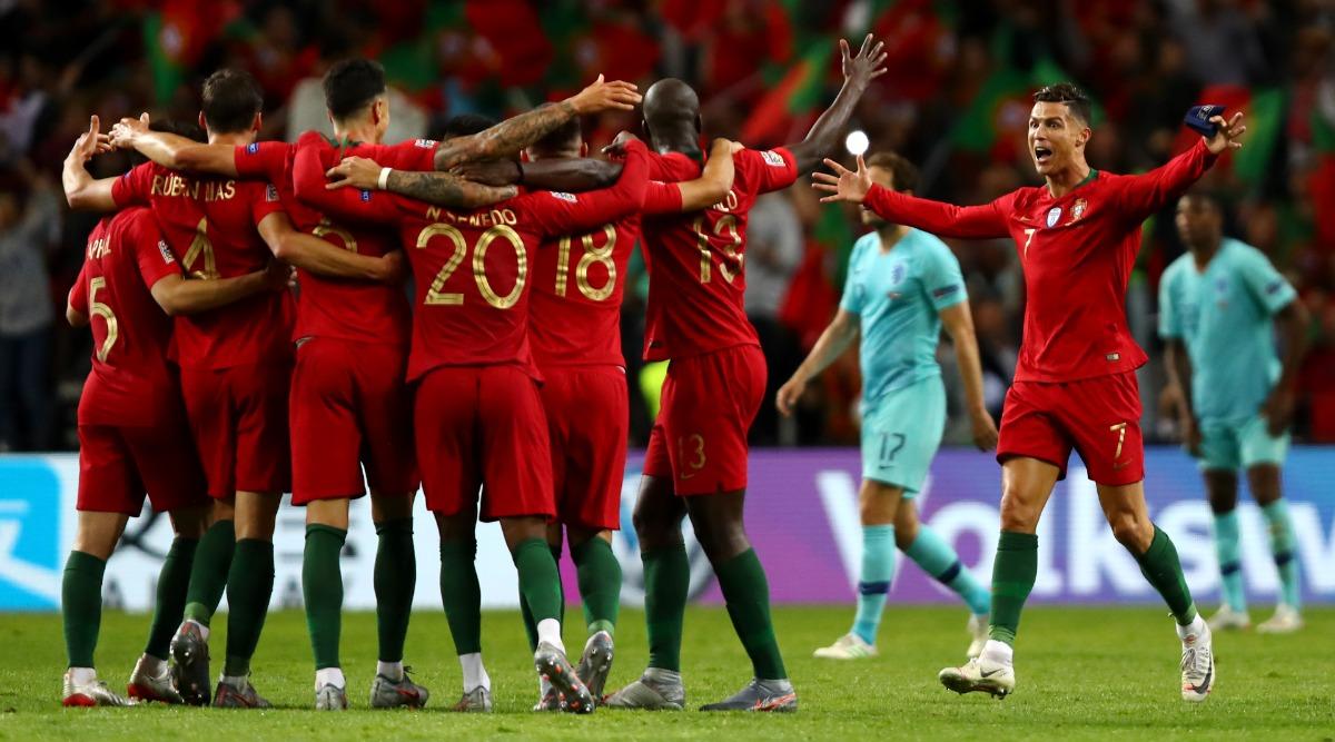 Cristiano Ronaldo, Members of Portugal National Football Team Donate to Financially Aid Amateur ...