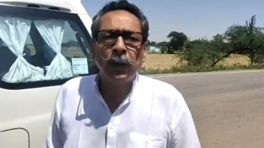 Rajasthan Minister Vishvendra Singh Complains to His Own Govt After 'Pregnant Muslim Woman Lost Her Child Because She was Turned Down Treatment' at Bharatpur Janana Hospital; Watch Video