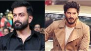 COVID-19 Outbreak: Prithviraj Sukumaran Shares a Detailed Update After His Aadujeevitham Team Gets Stranded in Jordan; Dulquer Salmaan Shares Concern Over His Situation
