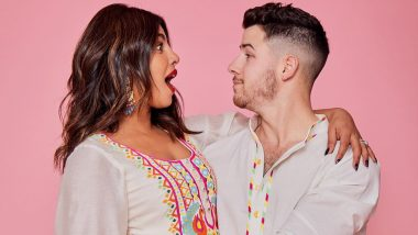 Priyanka Chopra Cheers For Husband Nick Jonas As The Voice Bags a Nomination At 2020 Emmy Awards (View Post)