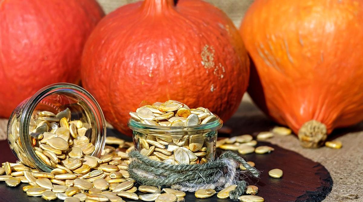 Astuce de perte de poids de la semaine: Mangez des graines de citrouille pour perdre du poids; Voilà comment ils aident