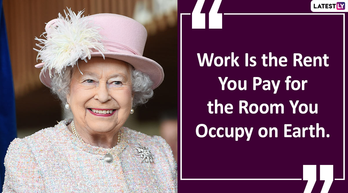 Queen Elizabeth II 4th Birthday: Inspirational Quotes on Life
