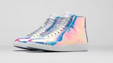 From Rainbow Sneakers to Tie-Dye Socks, Feel-Good Fashion Items You Can Add to Your Shopping Cart to Bring Joy During COVID-19 Pandemic