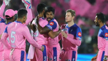 IPL 2020: Behind-the-Scenes Documentary Series on the Rajasthan Royals Launched