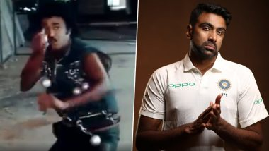 Ravi Ashwin Gives Fans Coaching Lessons, Asks to Watch Rajinikanth's Videos and Practise Fielding Drills During Quarantine (Watch Video)