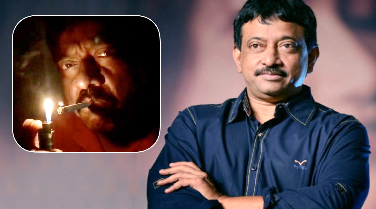 Ram Gopal Varma Gets Trolled Yet Again; This Time for Lighting Cigarette Instead of Candle or Diya during #9PM9Minute Activity on April 5