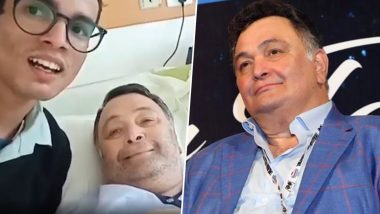 Fact Check: Rishi Kapoor Listening to a 'Doctor' Singing Deewana Track Is Spread on Social Media as Actor's Last Video From the Hospital – Here's the Truth Behind the Viral Video!