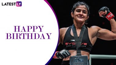 Ritu Phogat Birthday Special: Lesser-Known Facts About the MMA Fighter As She Turns 26