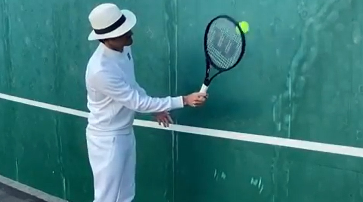 Roger Federer Shares Helpful Solo Drill, Asks Virat Kohli, Cristiano Ronaldo, Rafael Nadal and Others to Share Their Home Workout Videos